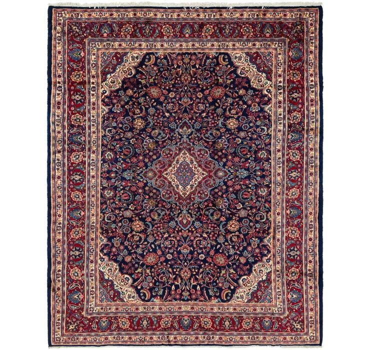 10' x 12' 8 Shahrbaft Persian Rug