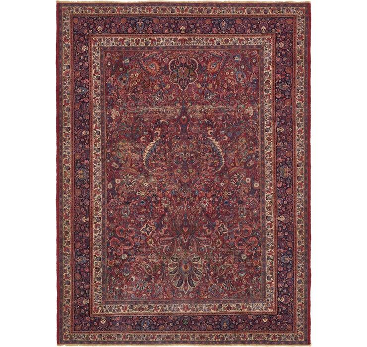 270cm x 360cm Birjand Persian Rug