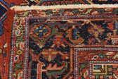 7' x 10' 8 Heriz Persian Rug thumbnail