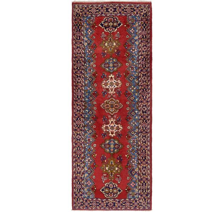 117cm x 315cm Golpayegan Persian Runn...