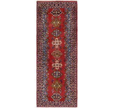 3' 10 x 10' 4 Golpayegan Persian Runn...