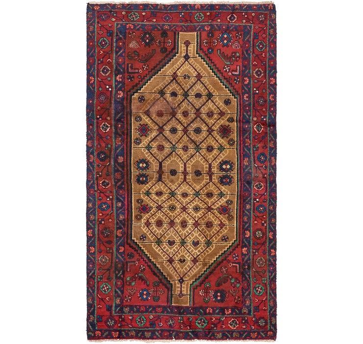 115cm x 213cm Koliaei Persian Rug