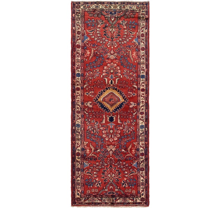 107cm x 285cm Borchelu Persian Runner...