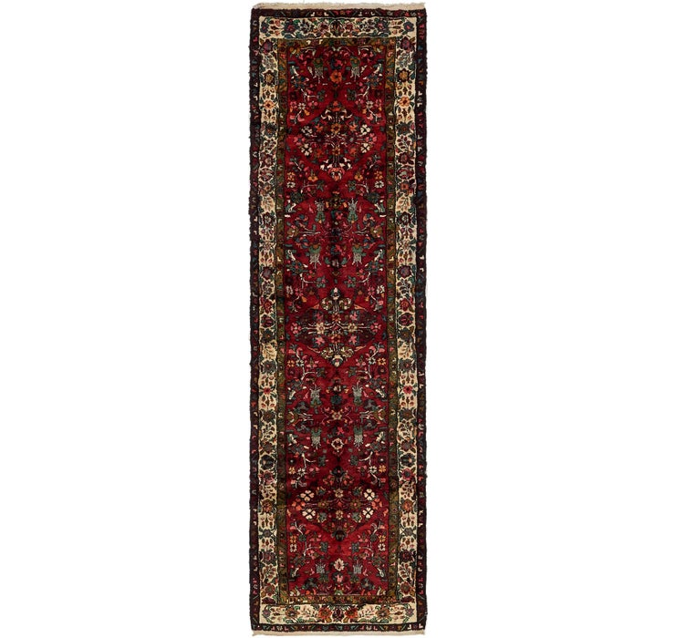 3' 6 x 13' Roodbar Persian Runner ...