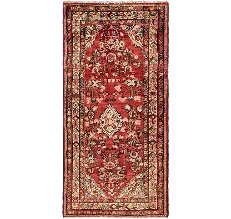 117cm x 225cm Borchelu Persian Runner...