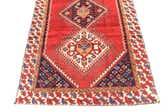 4' x 6' 6 Shiraz Persian Rug thumbnail