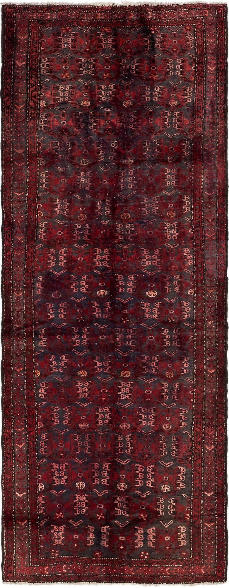 3' 6 x 9' 7 Hamedan Persian Runner Rug main image