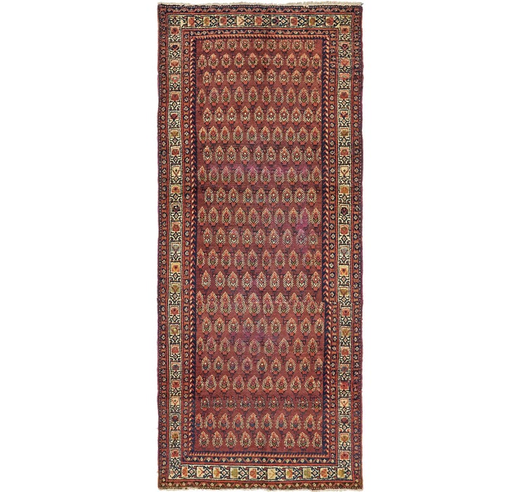 102cm x 250cm Malayer Persian Runner ...