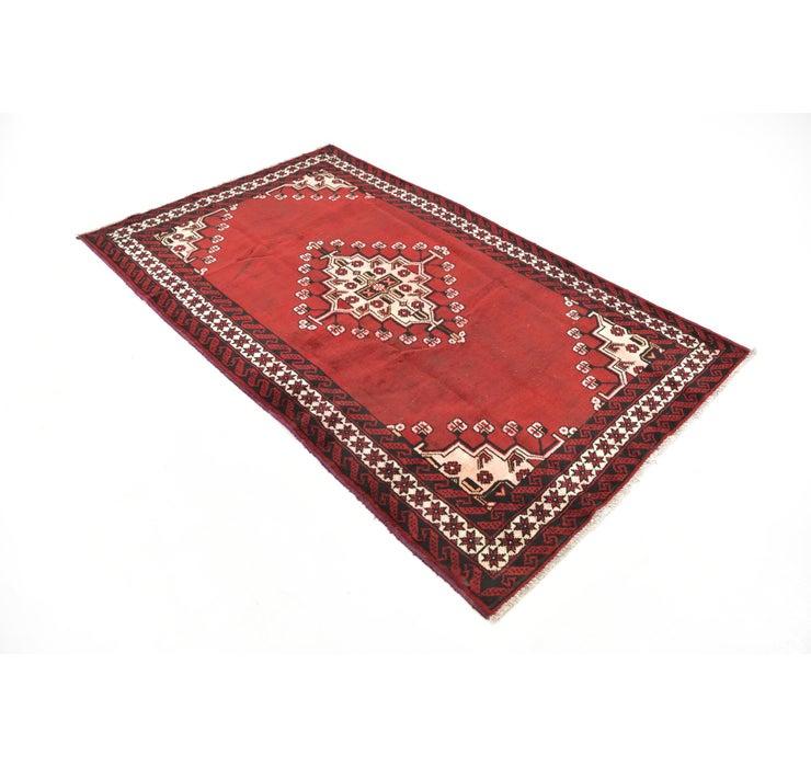 4' 3 x 7' Ferdos Persian Rug