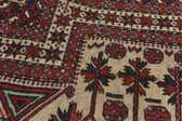 3' 1 x 5' 5 Balouch Persian Rug thumbnail