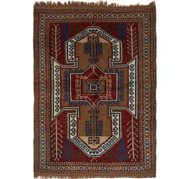 Image of 5' x 6' 9 Shiraz Persian Rug