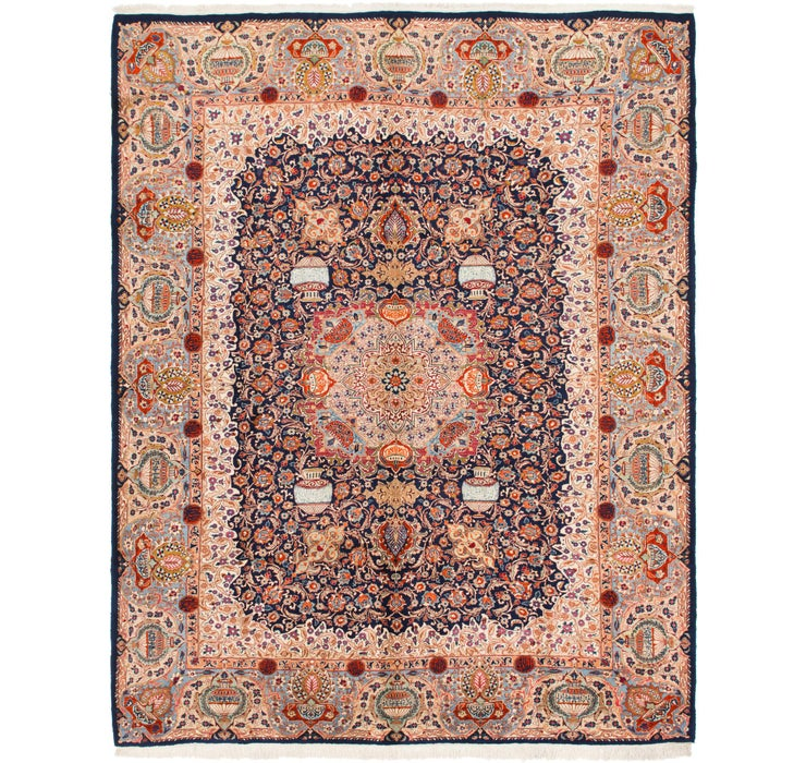 9' 10 x 12' 6 Kashmar Persian Rug