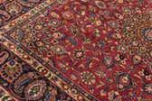 9' 6 x 9' 8 Kashmar Persian Square Rug thumbnail