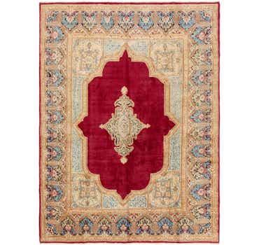 Image of 8' 3 x 11' 10 Kerman Persian Rug
