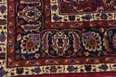 8' 4 x 11' Mashad Persian Rug thumbnail