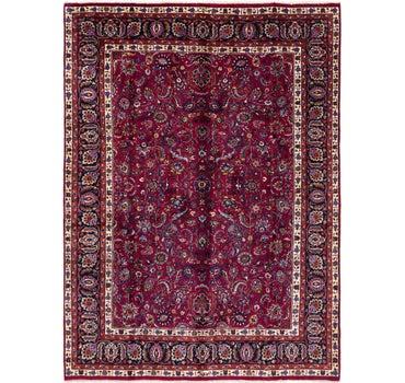 8' 4 x 11' Mashad Persian Rug main image