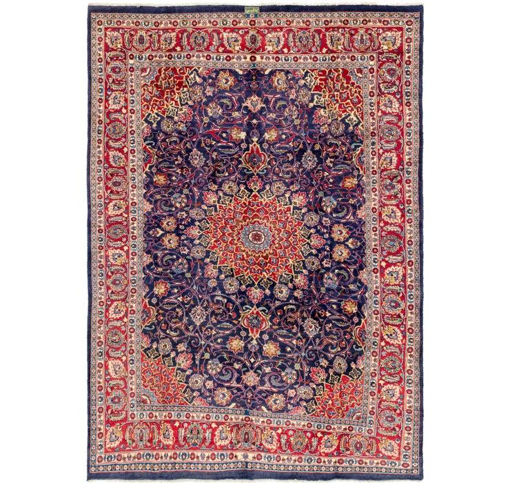 240cm x 343cm Mashad Persian Rug