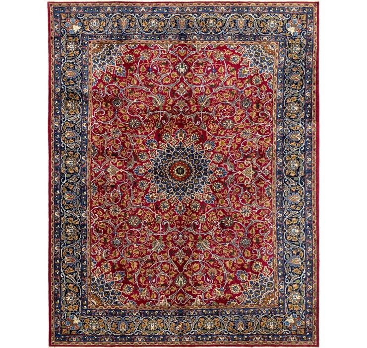 295cm x 375cm Kashmar Persian Rug