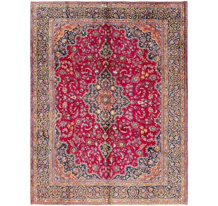 297cm x 378cm Mashad Persian Rug
