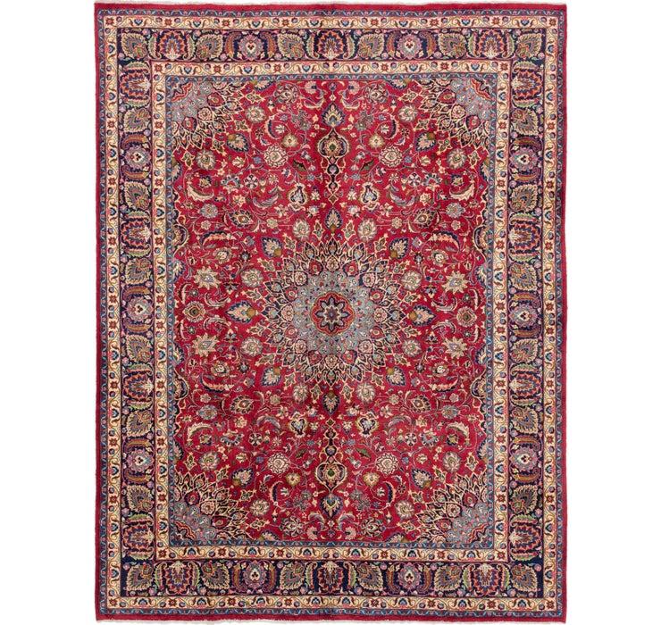 9' 9 x 12' 10 Kashmar Persian Rug