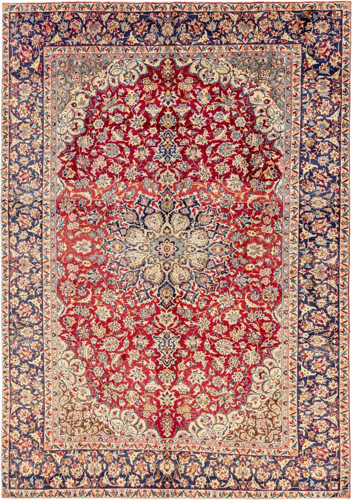 9' 6 x 13' 4 Isfahan Persian Rug main image