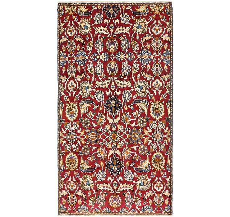 102cm x 193cm Mood Persian Rug