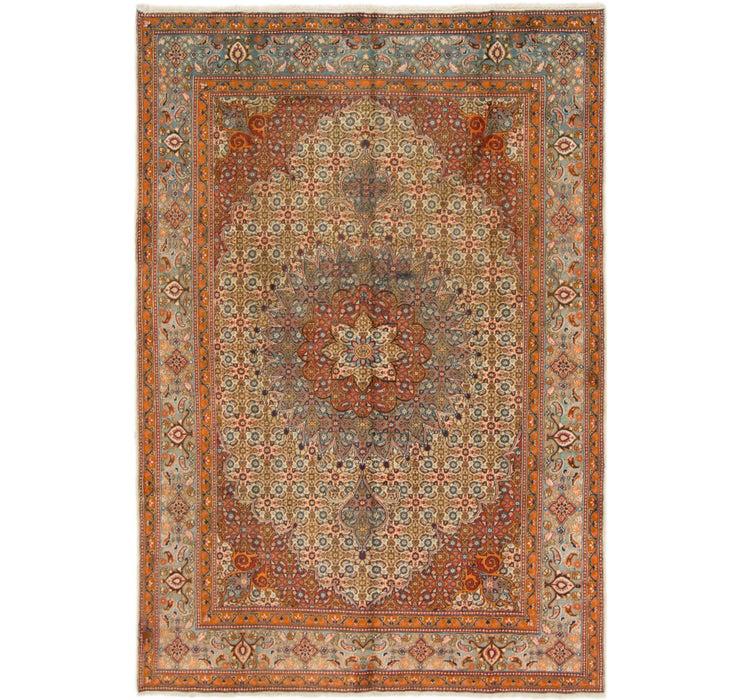 6' 8 x 9' 9 Mood Persian Rug