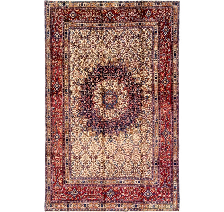 Image of 195cm x 305cm Mood Persian Rug
