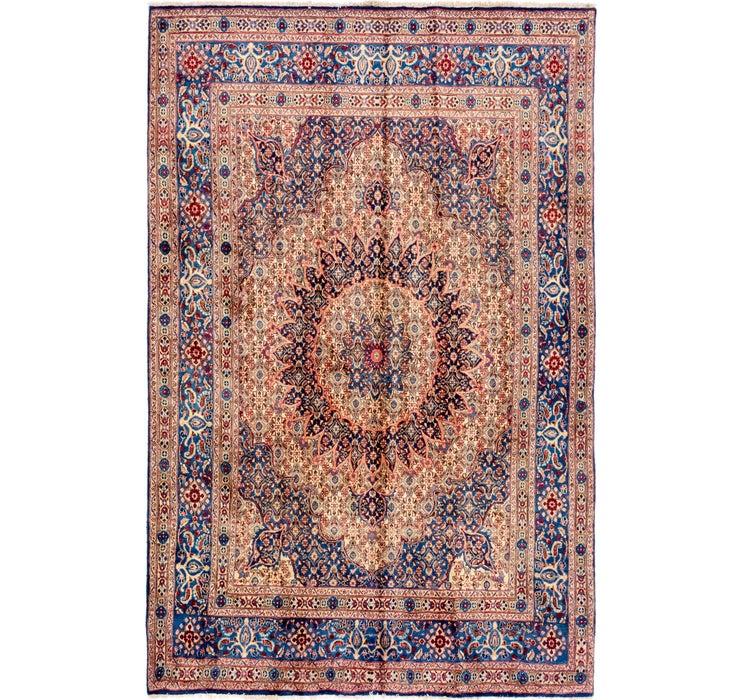 6' 9 x 10' 7 Mood Persian Rug