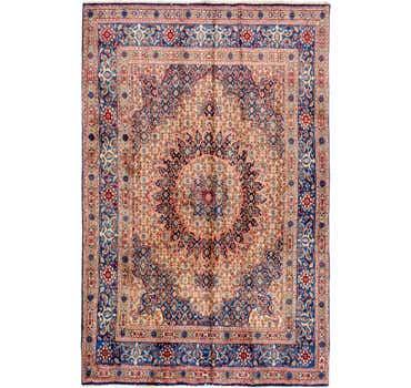 Image of 6' 9 x 10' 7 Mood Persian Rug