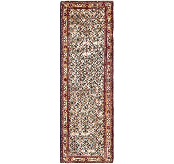 3' 3 x 10' Mood Persian Runner Rug