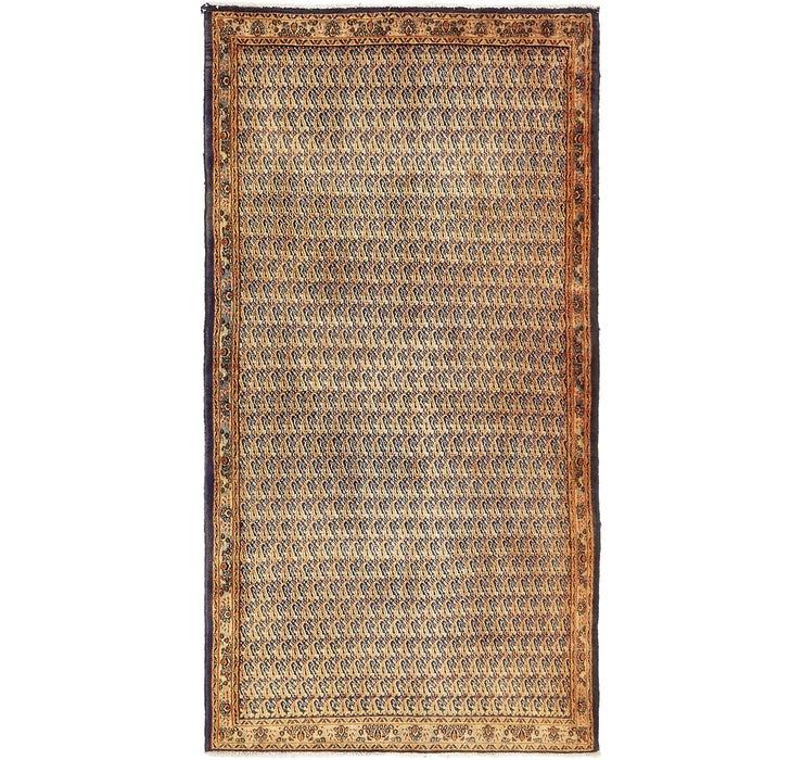 3' 6 x 6' 8 Mood Persian Rug