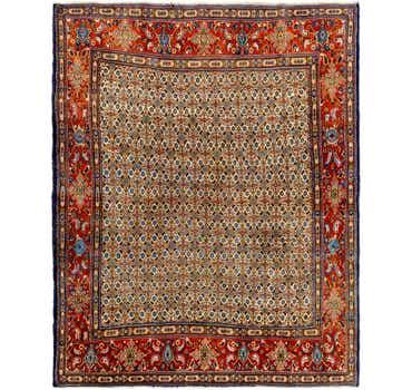 6' 6 x 8' 2 Mood Persian Rug