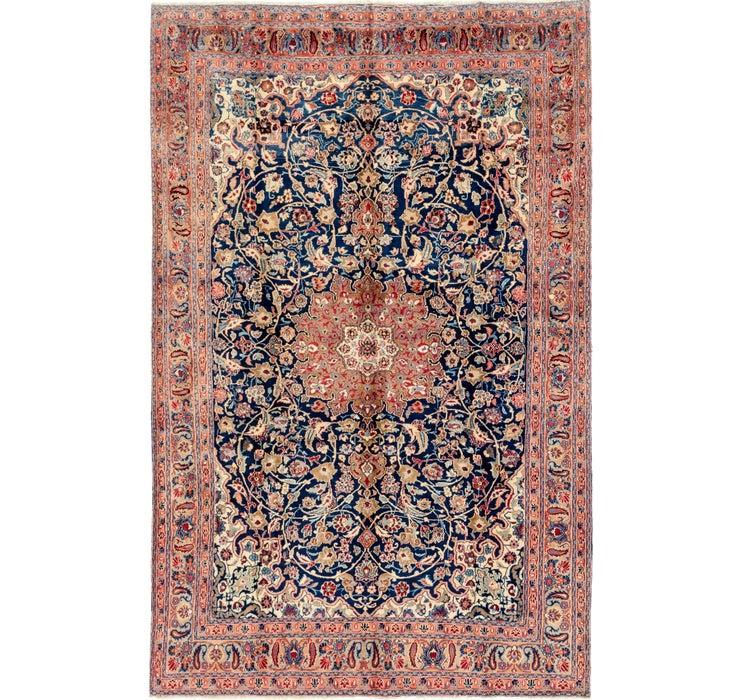 6' 10 x 10' 5 Mood Persian Rug
