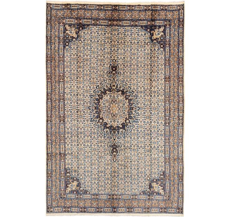 6' 2 x 10' 8 Mood Persian Rug