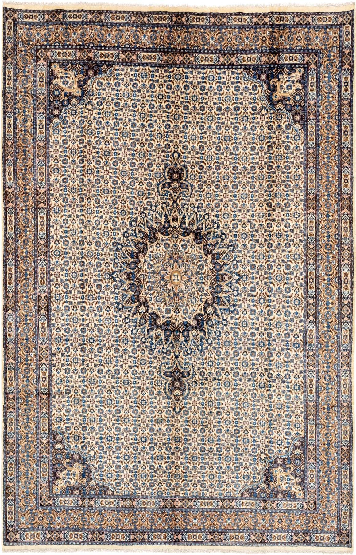 6' 2 x 10' 8 Mood Persian Rug main image