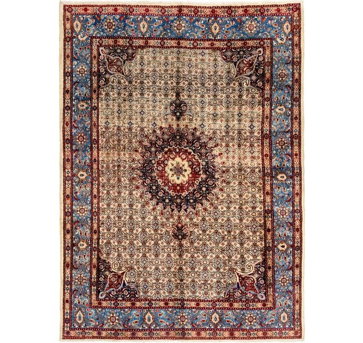6' 9 x 9' 6 Mood Persian Rug
