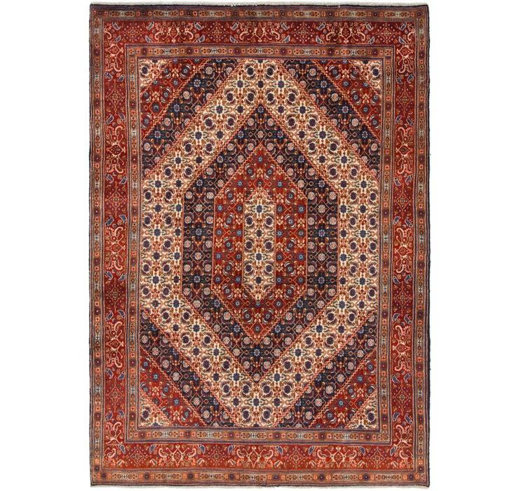 6' 10 x 10' 2 Mood Persian Rug