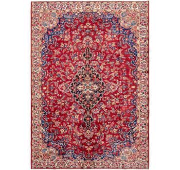 Image of 7' x 10' 4 Birjand Persian Rug