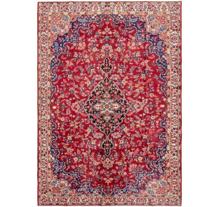 Image of 213cm x 315cm Birjand Persian Rug