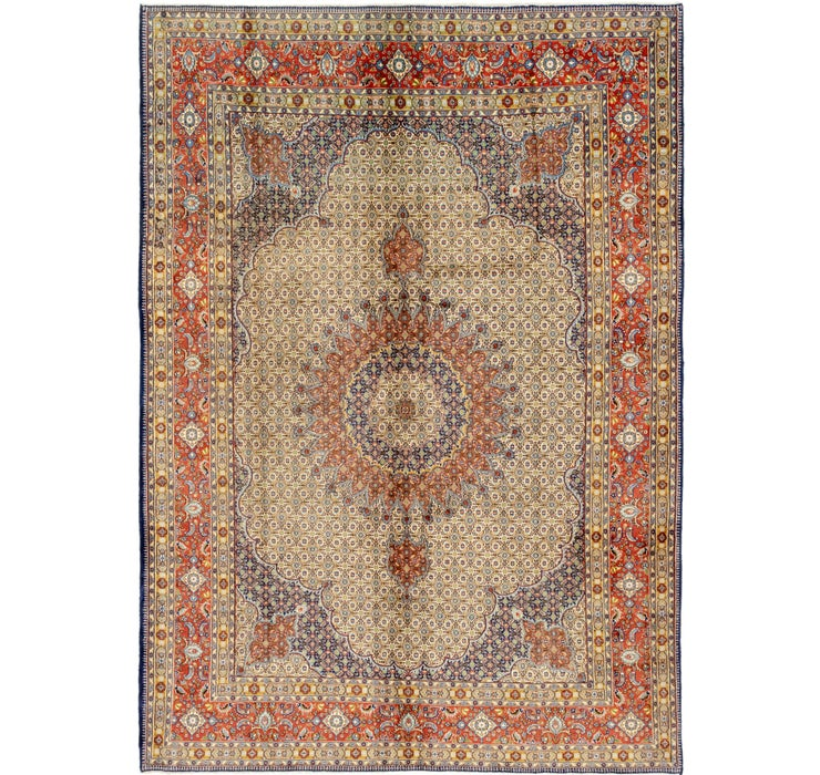 8' 2 x 11' 6 Mood Persian Rug