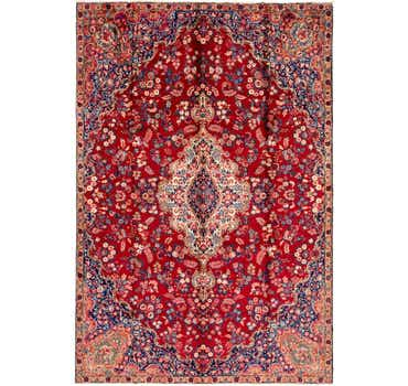 Image of 7' x 10' 9 Mood Persian Rug