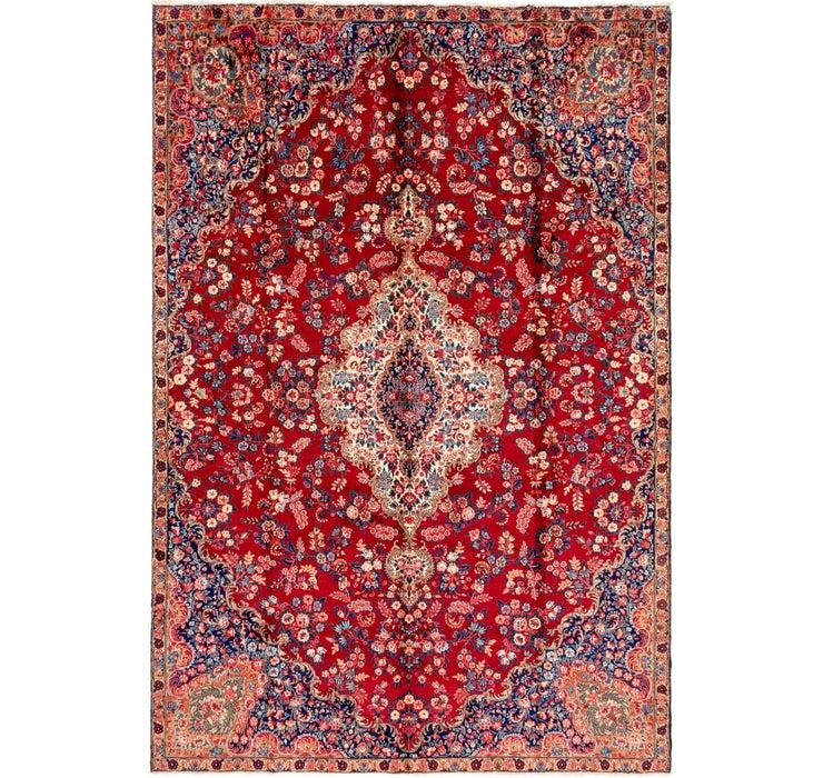 7' x 10' 9 Mood Persian Rug