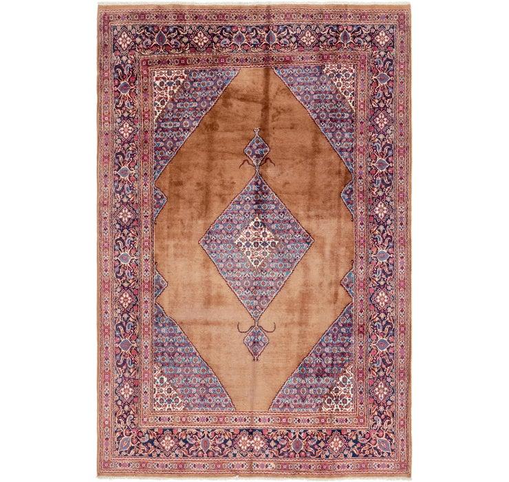 7' x 10' 7 Mood Persian Rug