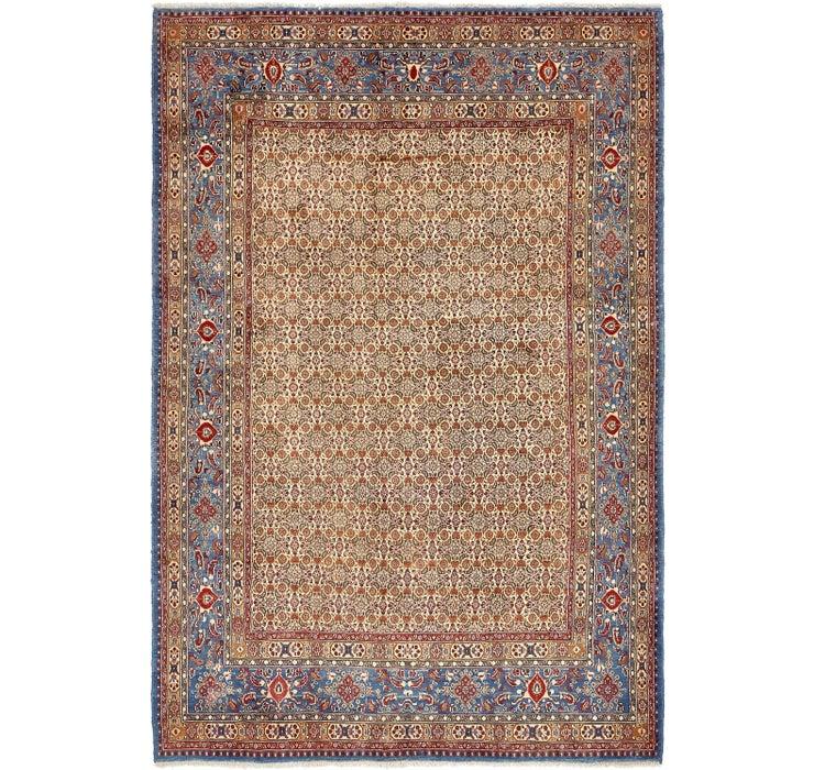 6' 8 x 10' 3 Mood Persian Rug