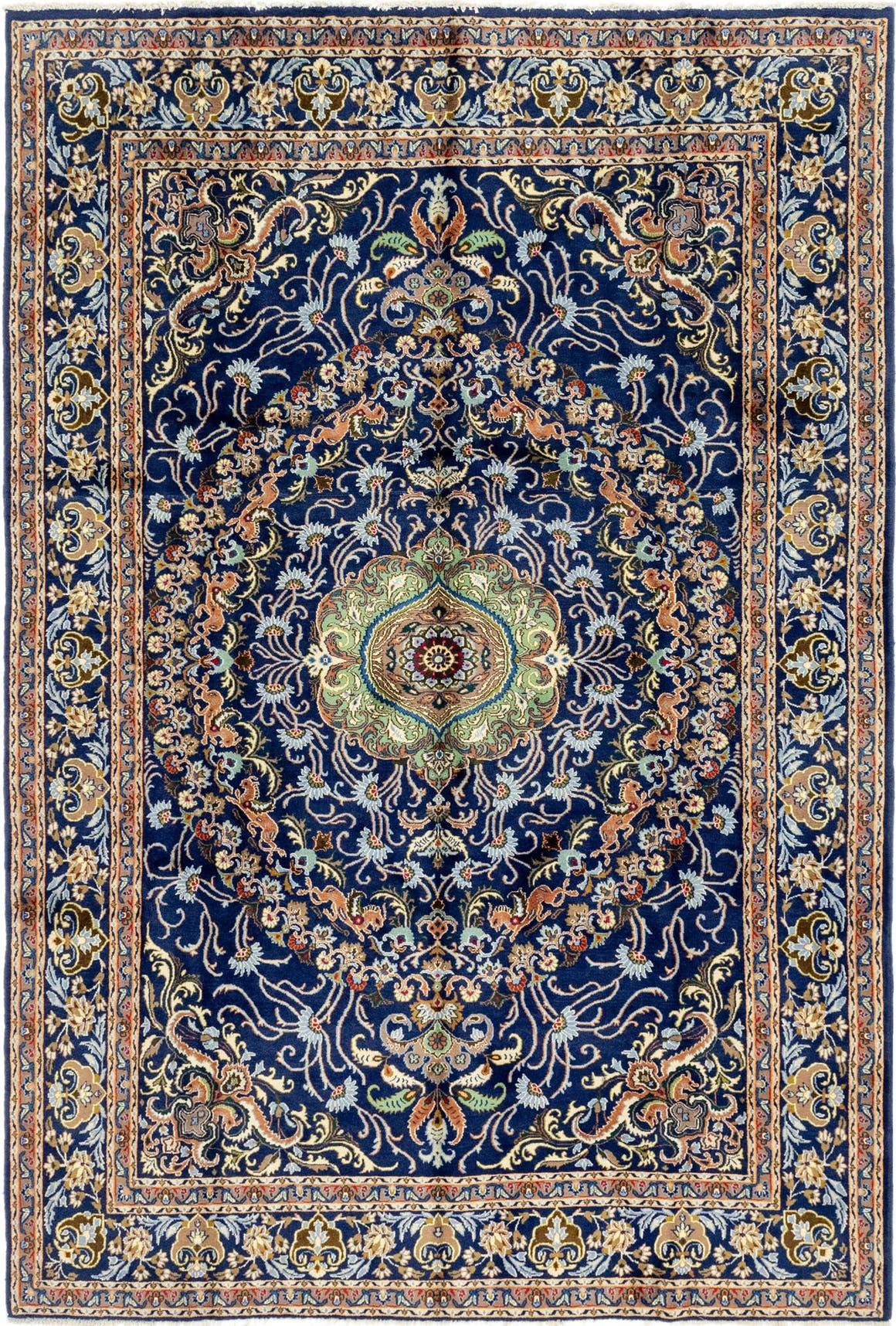 6' 7 x 9' 9 Mood Persian Rug main image