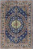 6' 7 x 9' 9 Mood Persian Rug thumbnail