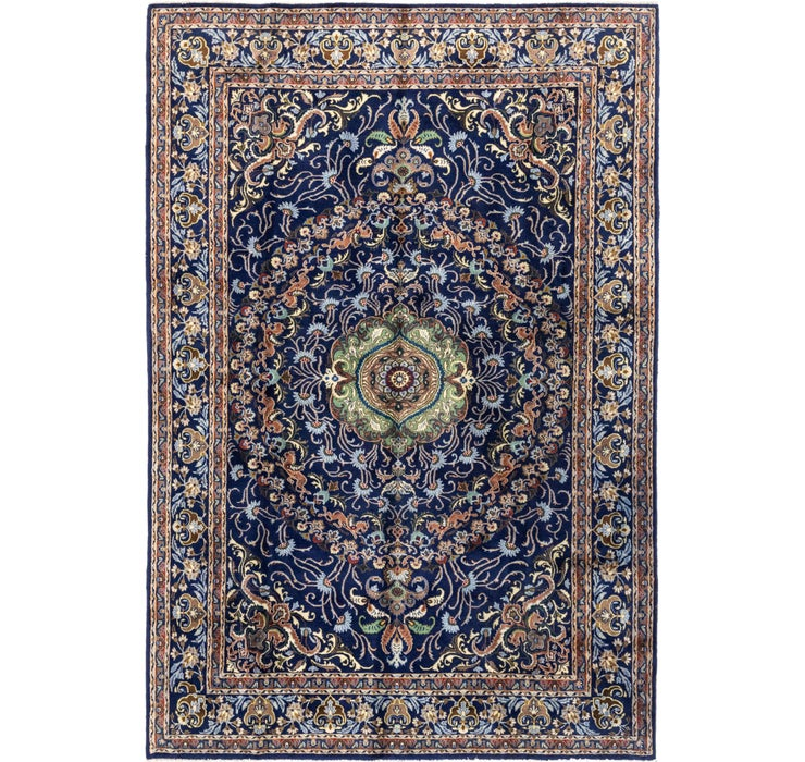 6' 8 x 9' 10 Mood Persian Rug