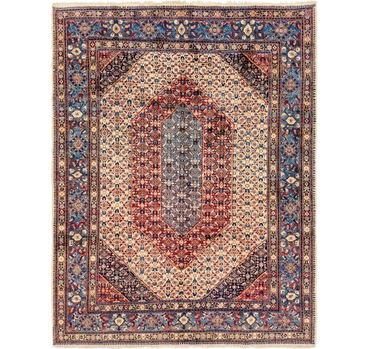 218cm x 282cm Mood Persian Rug