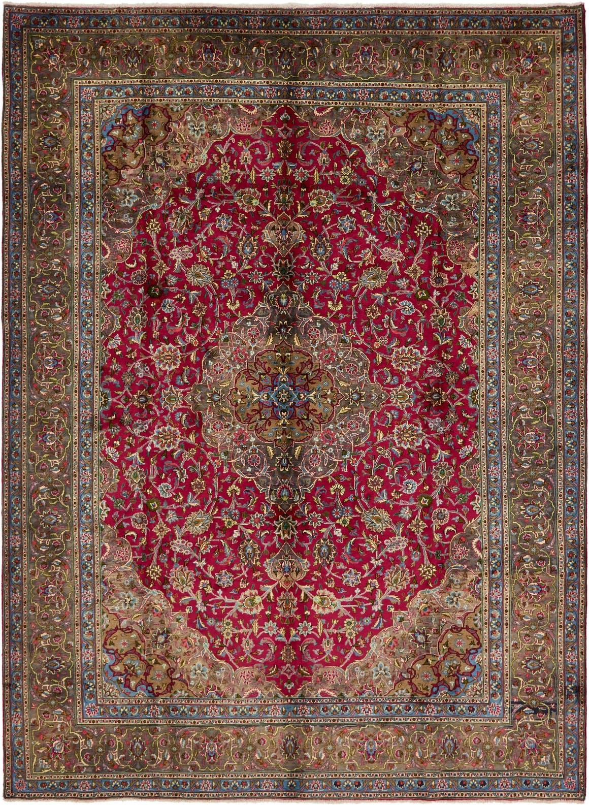 9' 7 x 13' 3 Kashmar Persian Rug main image